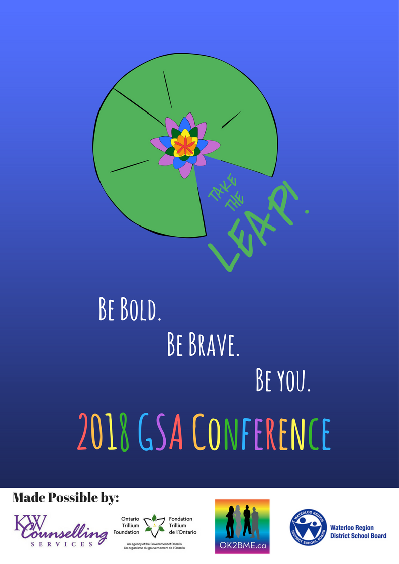 Take the Leap: GSA Conference 2018 poster