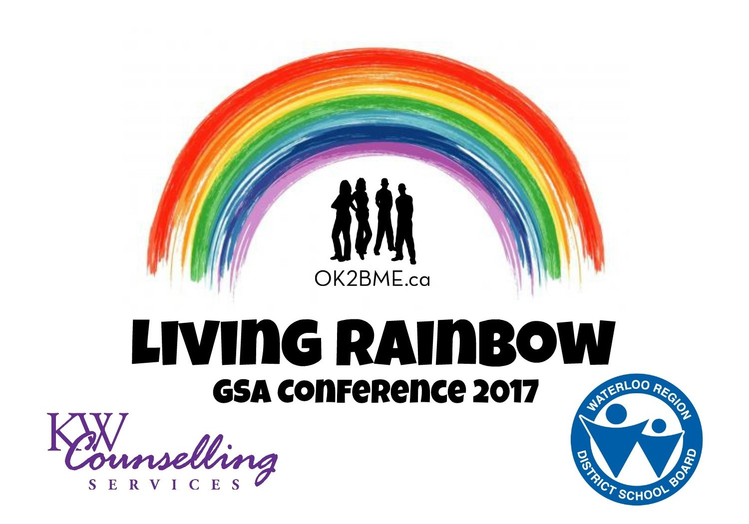 Living Rainbow: GSA Conference 2017 poster