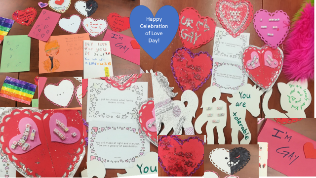 Happy Valentine's Day from OK2BME blog post
