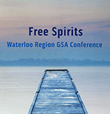 Free Spirits: GSA Conference 2016 poster