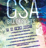 Dare to Dream: GSA Conference 2014 poster