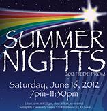 Pride Prom 2012 poster