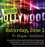 Pride Prom 2013 poster