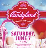 Pride Prom 2014 poster