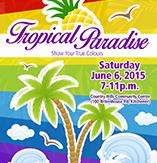 Pride Prom 2015 poster